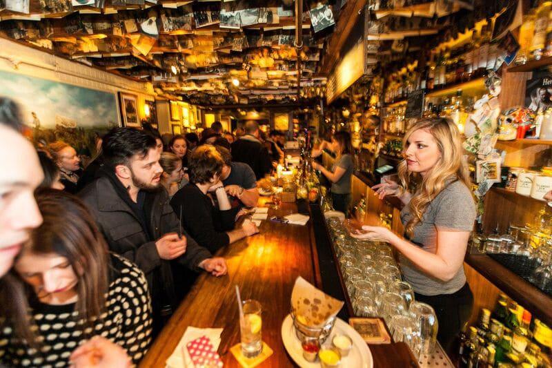 Dicas de bares em NY