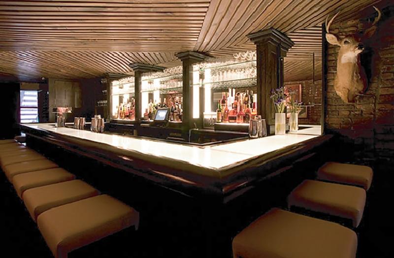 Bar secreto em Nova York
