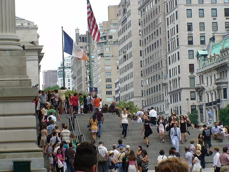 Como evitar filas em Nova York