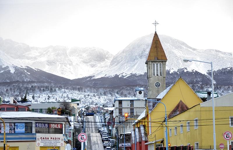 Bares e restaurante em Ushuaia