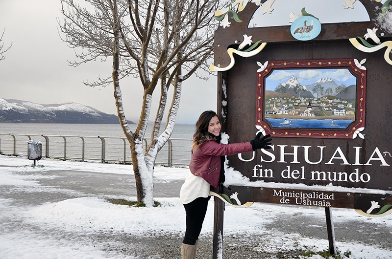 f42df46ee Quando ir para Ushuaia  clima e temperatura na cidade argentina