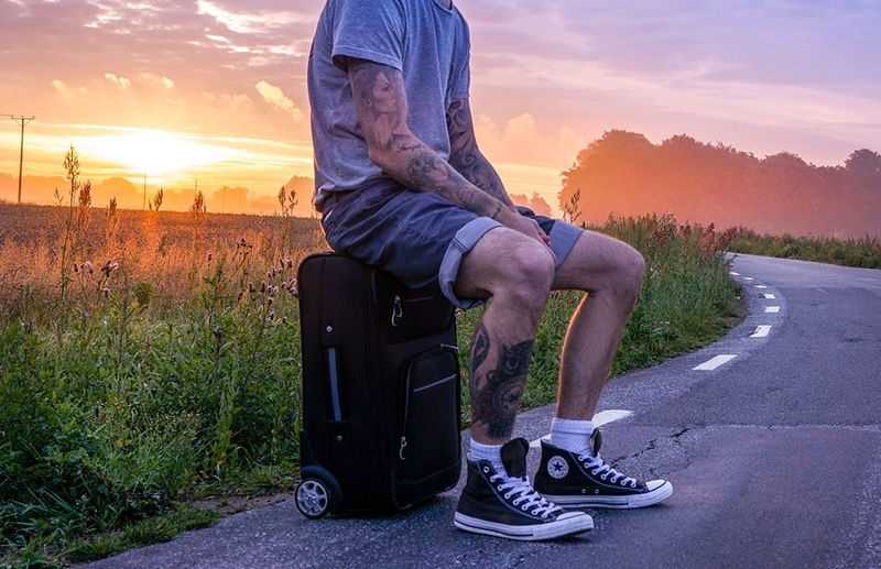 Quais são meus direitos quando uma mala é perdida