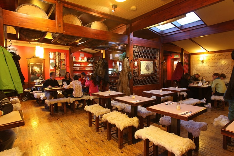 Restaurantes mais tradicionais de Ushuaia