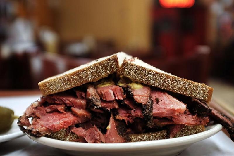 Onde comer carne bovina em Nova York