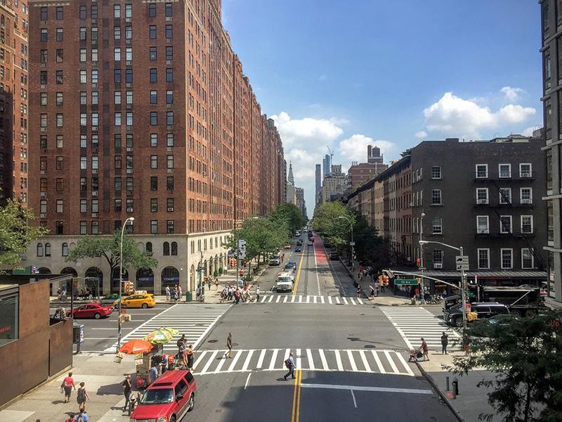 Qual é a melhor região de Manhattan para se hospedar