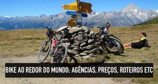 Roteiro de viagens de bike pelo mundo