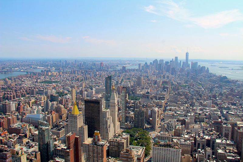 Blogonde ficar em Nova York