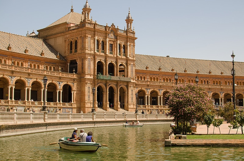 Melhor mês para viajar para Sevilha