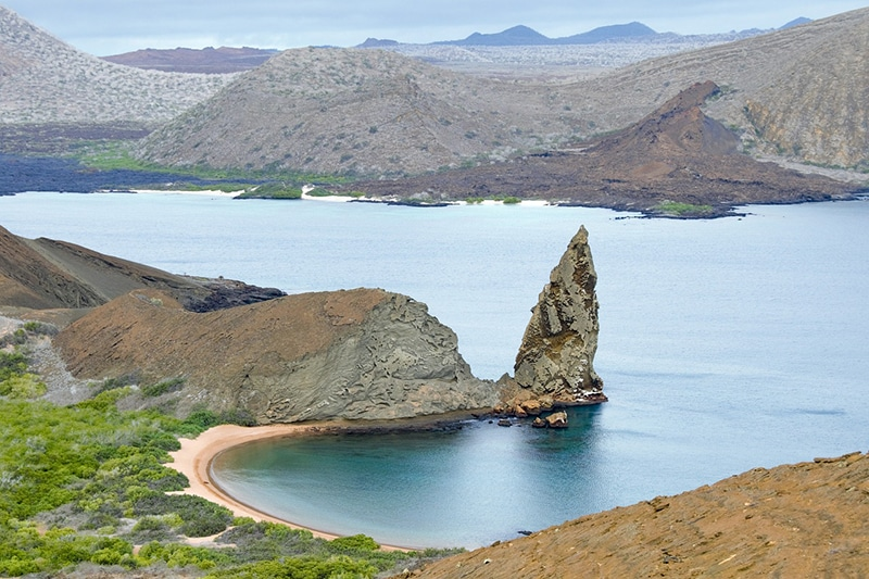 Lua de mel em Ilha Galápagos