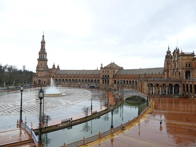 Melhor época para visitar Sevilha