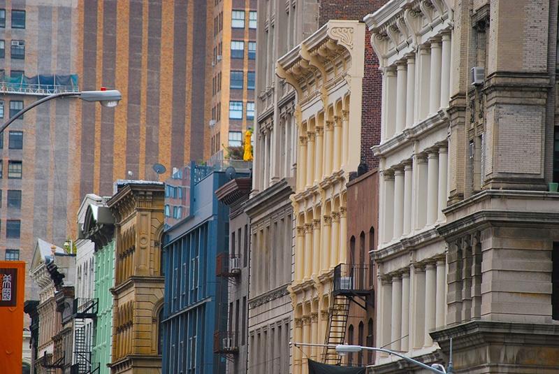 Se hospedar no bairro de Soho em Nova York