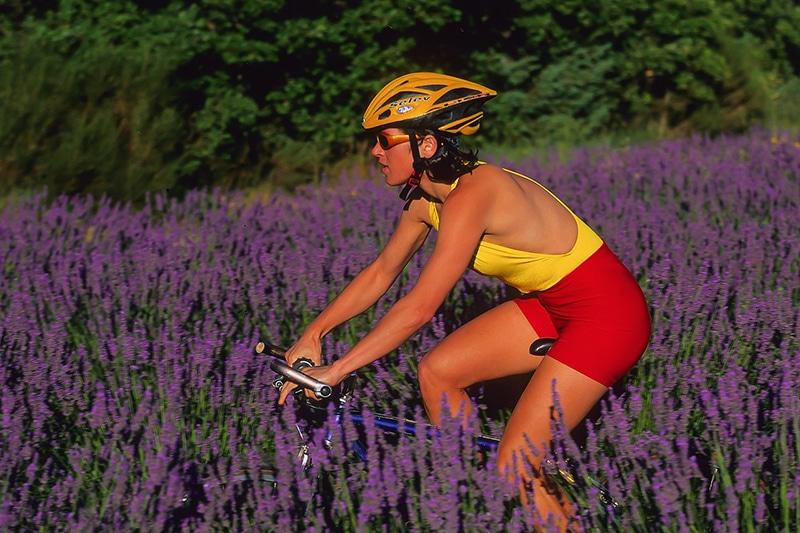 Agência que faz viagem de bicicleta pela França
