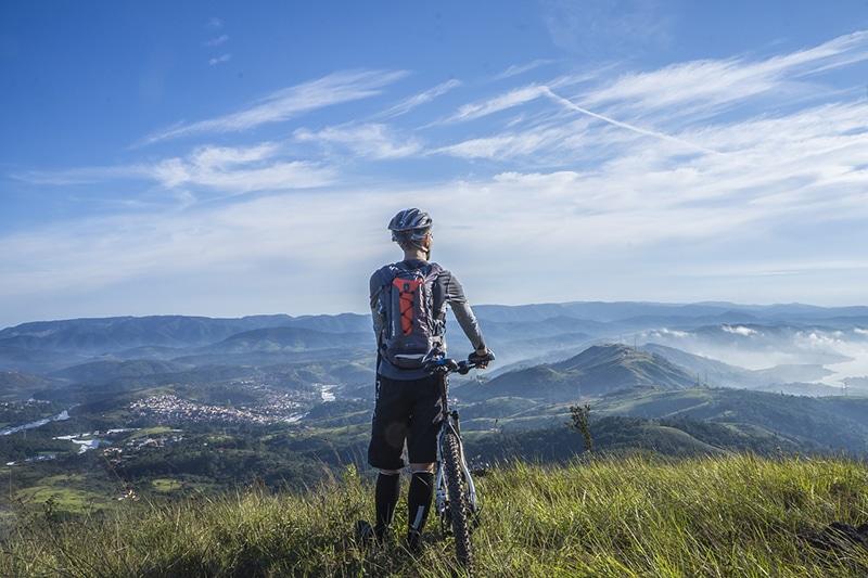 Como funcionam viagens de bike em grupo