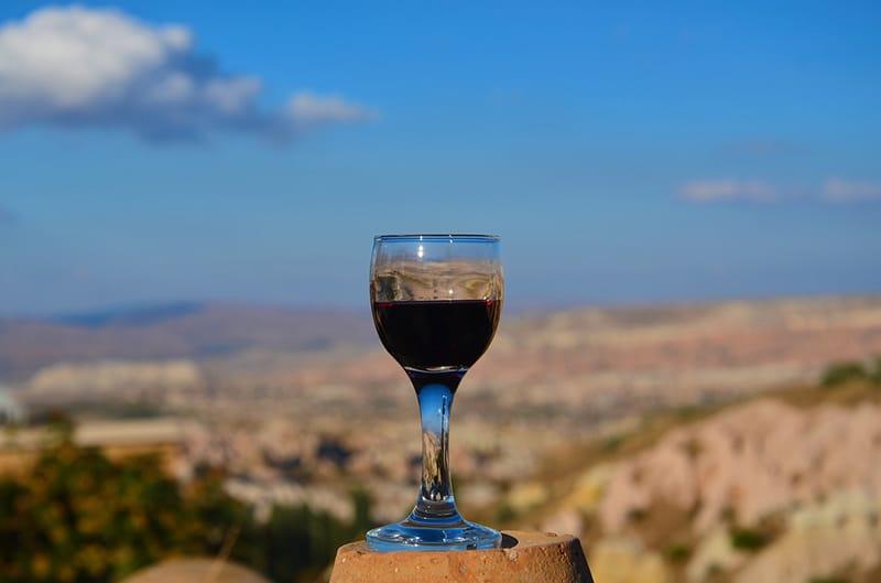 Onde tomar vinho em Ushuaia