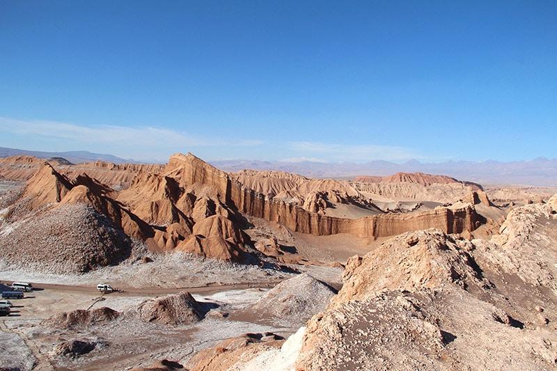 Lugares imperdíveis no Atacama