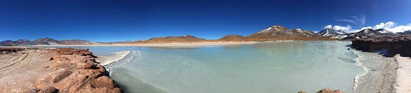 Atacama: Piedras Rojas