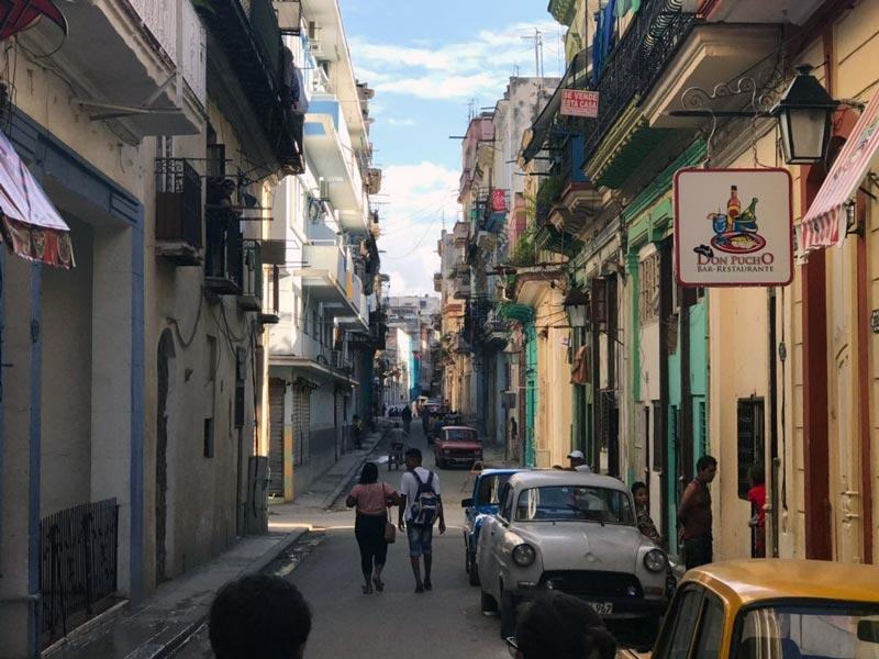 Cidades turísticas de Cuba