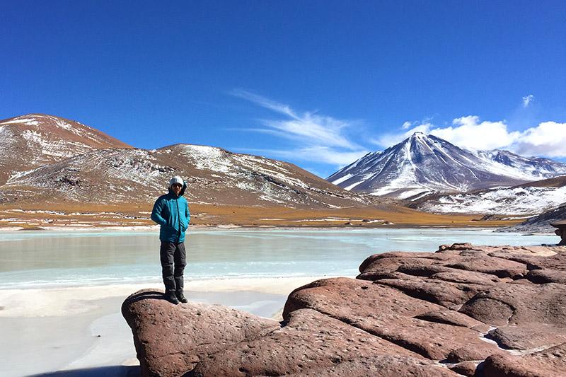 Qual documento preciso para ir para o Deserto do Atacama