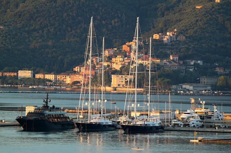 Hotéis em La Spezia, Itália