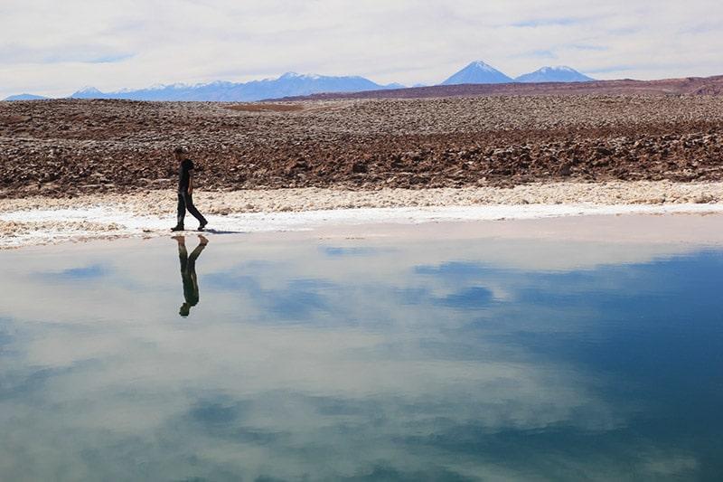Fotos das Lagunas Escondidas de Baltinache