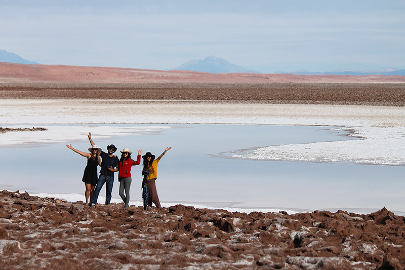 Lagunas Escondidas de Baltinache