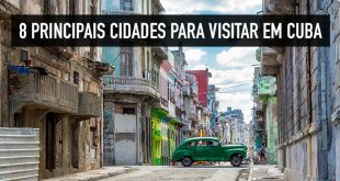Cidades para conhecer em Cuba
