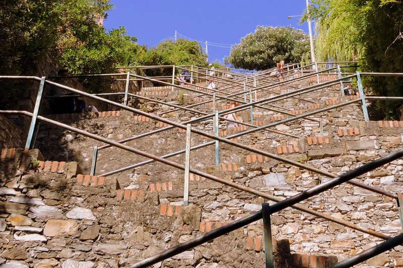 Onde ficar em Cinque Terre: Corniglia