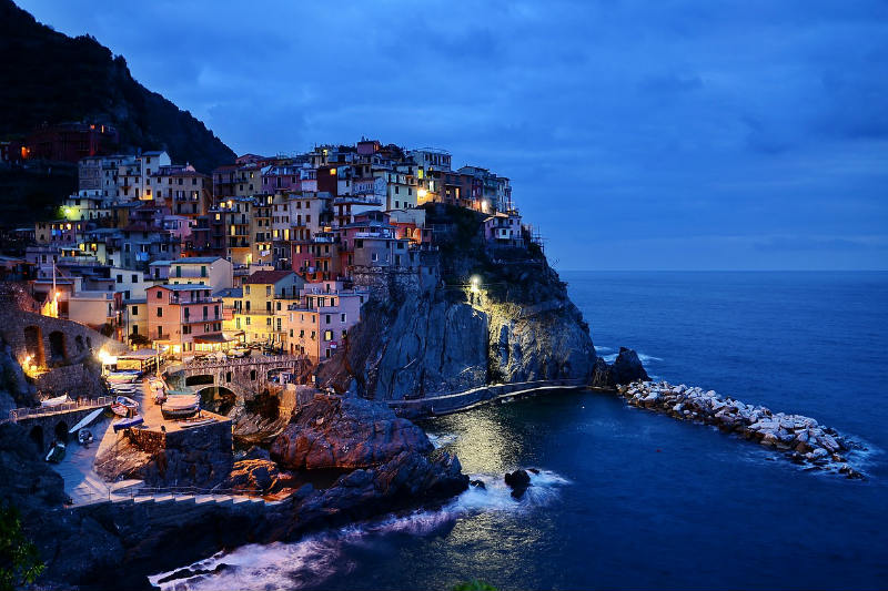 Onde ficar em Cinque Terre, Itália?