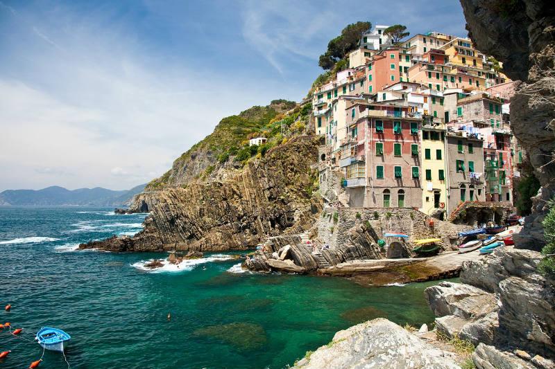 Onde se hospedar em Cinque Terre