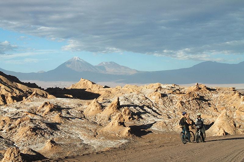 Passeio ao Vale da Lua, no Atacama