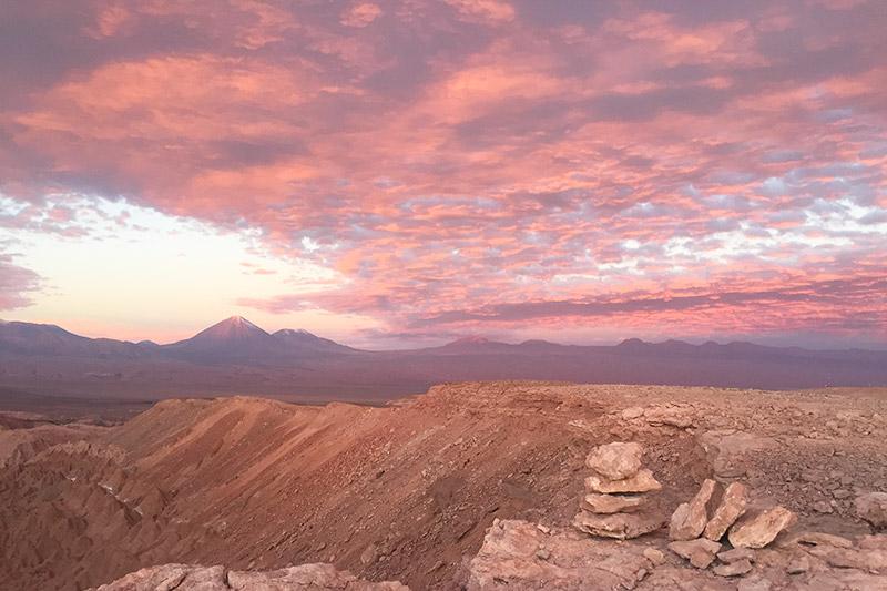 Passeio ao Vale da Morte, Atacama