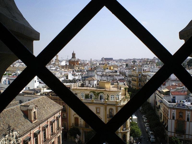 Roteiro em Sevilha, na Espanha