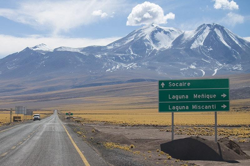 Tour nas Lagunas Altiplânicas do Atacama