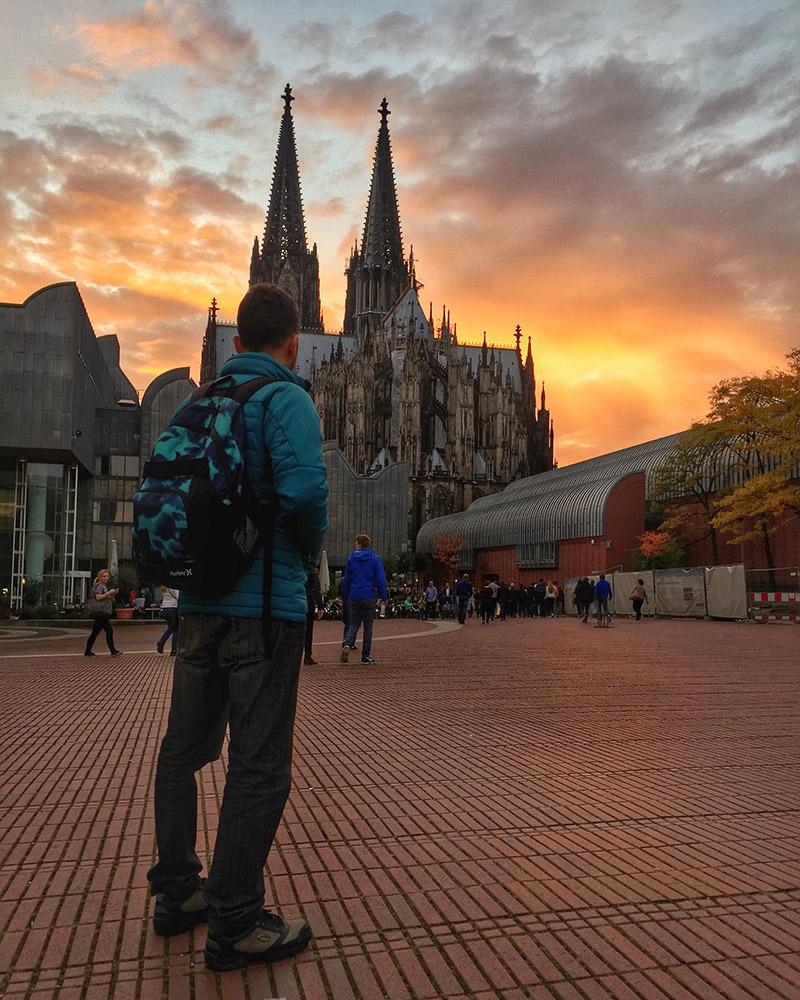 Pontos turísticos na Alemanha