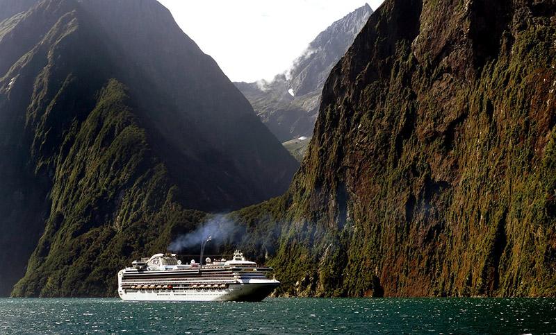 Turismo na Nova Zelândia
