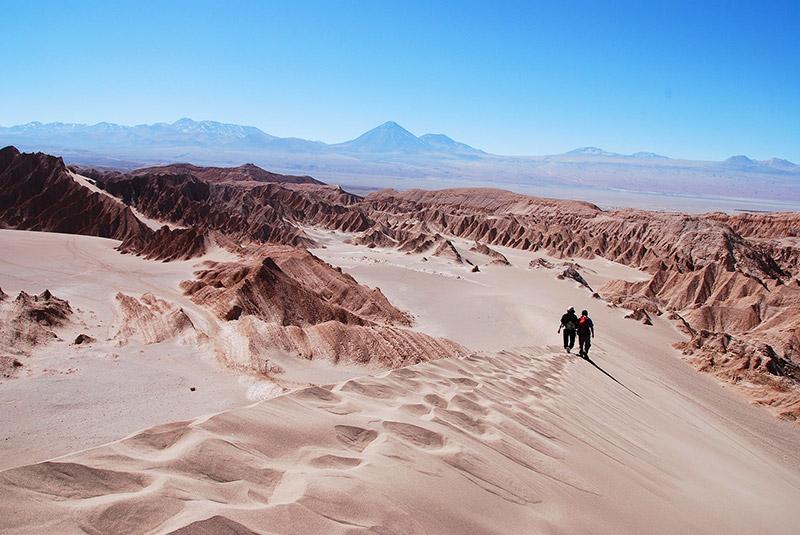 O que fazer no primeiro dia no Atacama