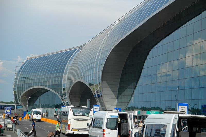 Conexão no Aeroporto da Europa