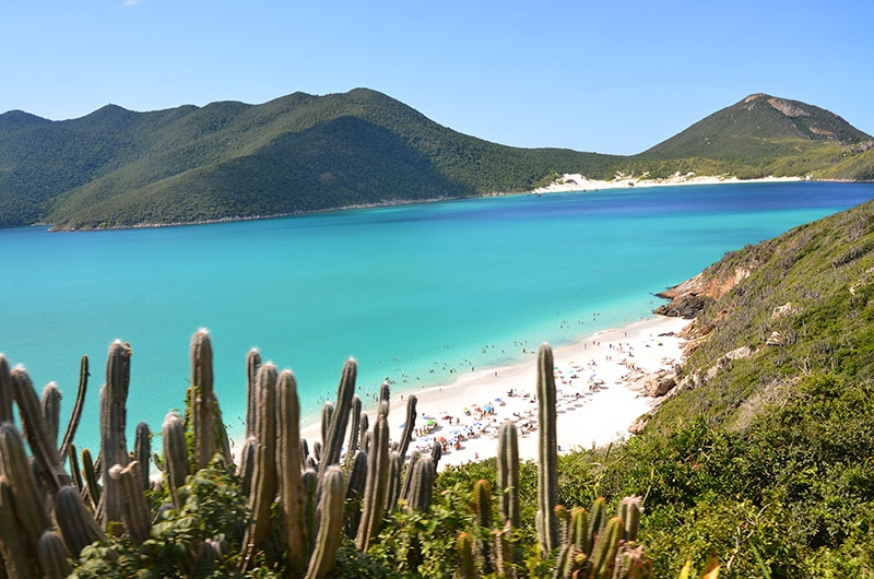 Principais pontos turísticos de Arraial do Cabo