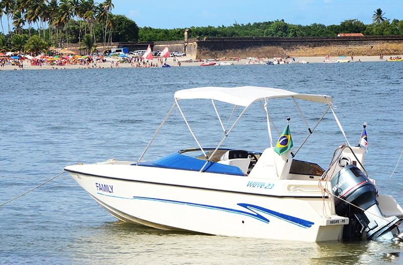 Praias do litoral Norte de Pernambuco