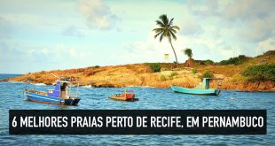 Dicas de praias nos arredores de Recife