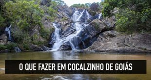 Dicas de cachoeiras, caverna e vinícola em Cocalzinho de Goiás