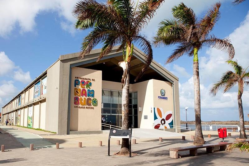 Onde comprar artesanato em Recife