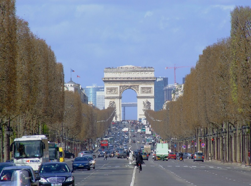 Passar 1 dia em Paris