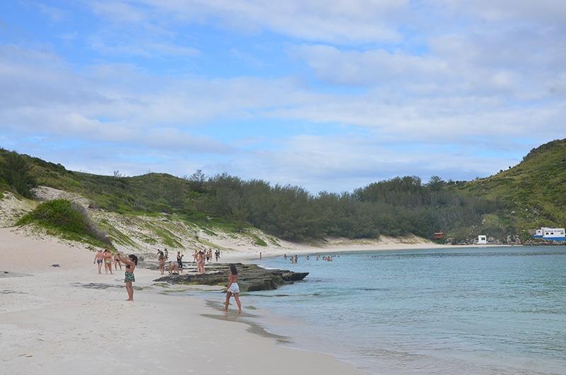 Dia completo em Arraial do Cabo