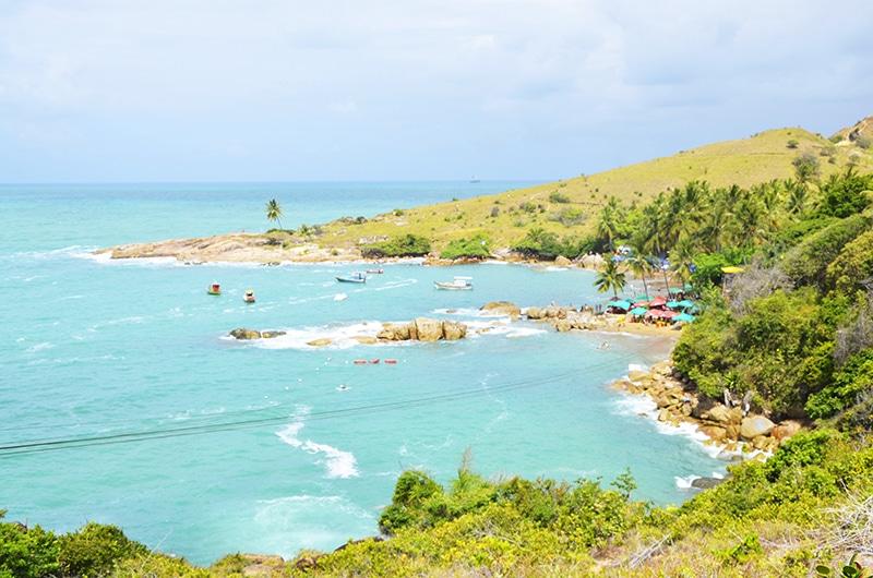 Melhores praias perto de Recife