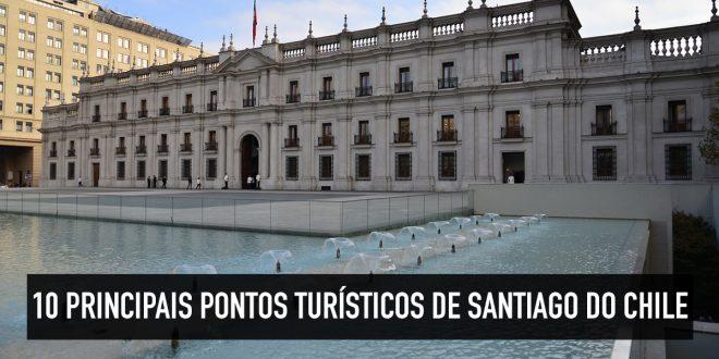 Pontos de interesse em Santiago do Chile