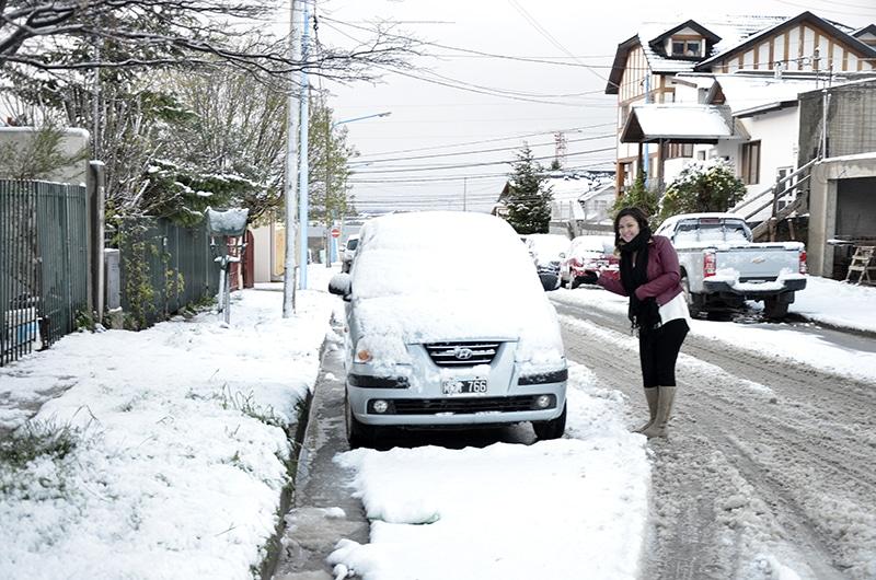 Clima e temperatura em Ushuaia