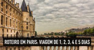 Quantos dias para conhecer Paris