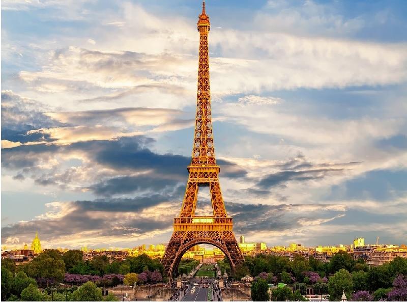 Roteiro em Paris