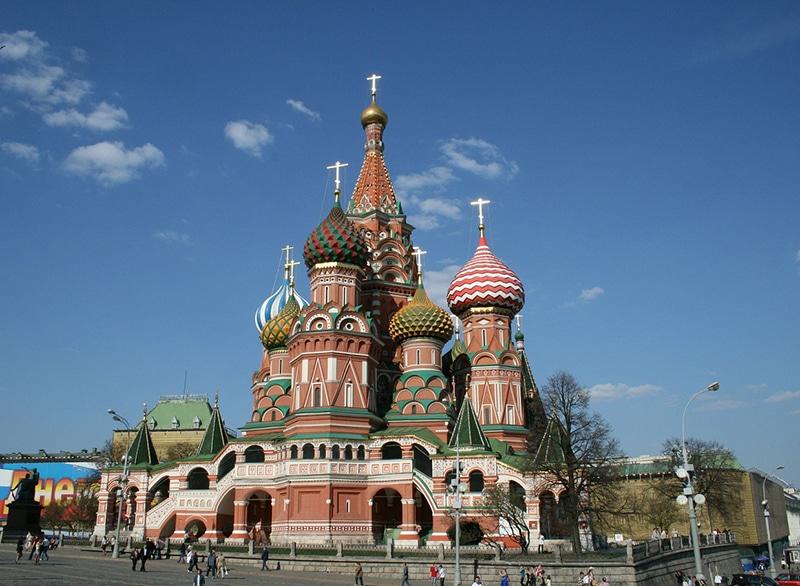 Seguro viagem para Rússia é obrigatório